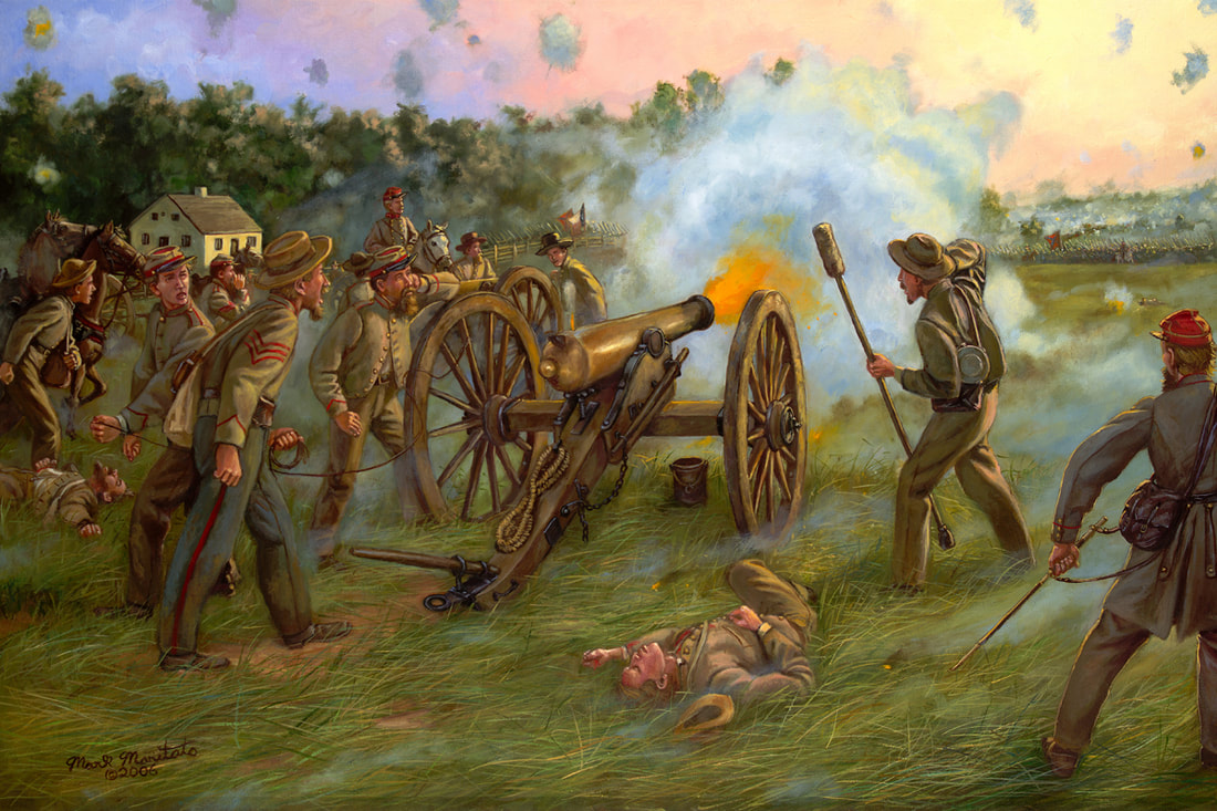 battle of antietam - 1000×669